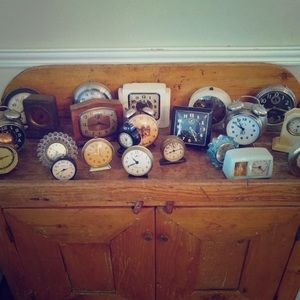 Other - Collection (lot or individual) of vintage clocks.